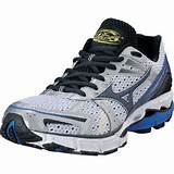 Home / Mizuno Wave Inspire 8 Road Running Shoes White/Blue/Anthracite ...