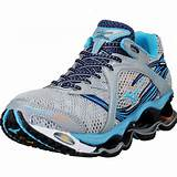 ... / Footwear / Neutral / Mizuno Womens Wave Prophecy Running Shoes