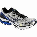 Mizuno Wave Inspire 8: Mizuno Men's Running Shoes White/blue ...