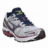 Womens Mizuno wave inspire 8 road running shoes - Smiths Sports Shoes
