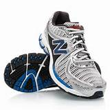 42% Off New Balance 860 - Mens Running Shoes - Silver/Blue ...