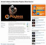 Payless ShoeSource is excited | The Sac Rag