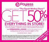 Payless Shoes coupon - snopes.com