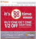 Payless Shoes Coupons, Coupon Codes, Promotional Codes and Promo Codes