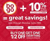 Recession Lessons: Payless Shoe Source Coupon – Buy One Get One Half ...