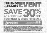 payless coupon Payless Shoes Canada Coupon~Save Extra 30% Off(Oct 28)