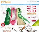 Where Can I Shop Payless Shoe Source Online?