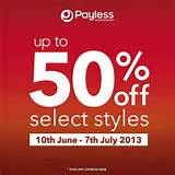 Mid Season Sale by Payless Shoesource - ClubsCheap.com