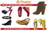 Spring Shopping: BOGO Event at Payless
