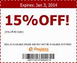 Grocery coupons, coupon in-store, or payless shoes printable coupons ...