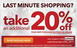 ... off Your Purchase Online or In-store | Printable Coupon, Coupon Code