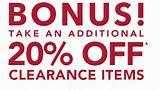 Payless Shoes - Get 20% off ALL Clearance Items w/ Online Promo Code ...