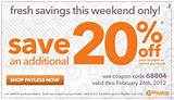 Get free Payless coupon codes & printable coupons to save on the ...