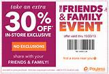 Payless Shoe Source Coupon : Friends & Family event! Print coupon and ...