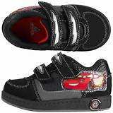 double padded collar flashy tongue skate strap cool fitted shoes ...