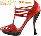... New Markdowns On Christian Siriano Shoes For Payless! | Style Darling