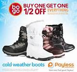 Payless Shoes Canada: BOGO Sale — Canadian Freebies, Coupons, Deals ...