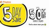 Payless ShoeSource Sale – Save up to 50% On Select Styles ...
