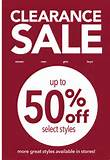 ... Clearance Sale! at Payless ShoeSource :: 07/11/2013 to 07/16/2013