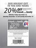 ... You Things Are Bad When Duane Reade has a Friend and Family Coupon