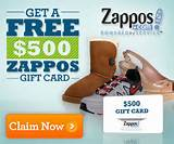 Zappos Coupons Codes October 2013