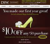 DSW coupon codes, DSW printable coupons and promo code! Find coupons ...