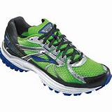 Brooks Adrenaline GTS 13 Running Shoe - black/electric blue/electric ...