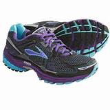 Brooks Adrenaline GTS 12 Running Shoes (For Women) in Ombre Blue/Black ...