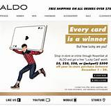 Aldo Shoes coupon deal: Get Your