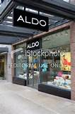 Downtown Seattle Aldo Shoe Store in the Retail Core Royalty Free Stock ...