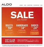 ... Coupon Code For VIP Club Subscribers @ ALDO Shoes - DealGuild Forum
