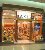 Tenant build out for Bakers Shoe Store in Fashion Place Mall.