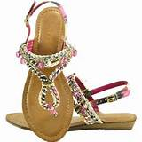 shop shoes sandals bakers sandals bakers lynsey thong sandal $ 55 ...