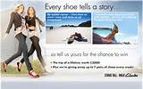 Win a pair Clarks shoes or a trip of a lifetime worth £3000 - Clarks ...