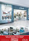 Clarks' First Global Store in Malaysia | shoppingNsales