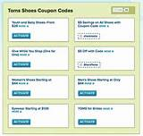 Toms Shoes Coupons - 2012 Coupon... | coupon codes