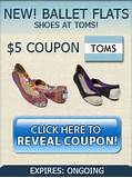 ... Toms Shoes Ballet Flats Spring 2012 Collection For Women Coupon Code