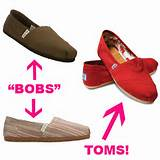 Bobs? Don't you mean Toms…?
