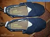 Original Toms Shoes For Toddlers - Secondhand For Sale Philippines ...